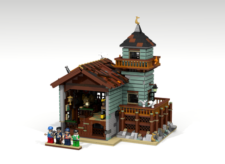 The Old Fishing Store4