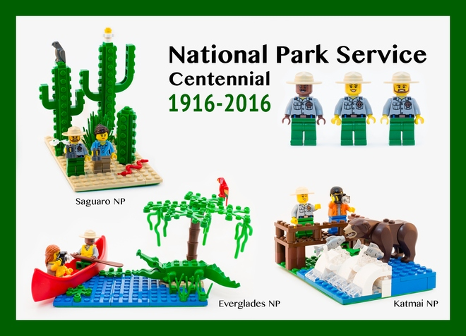 ideas National Park Service Centennial Vignettes
