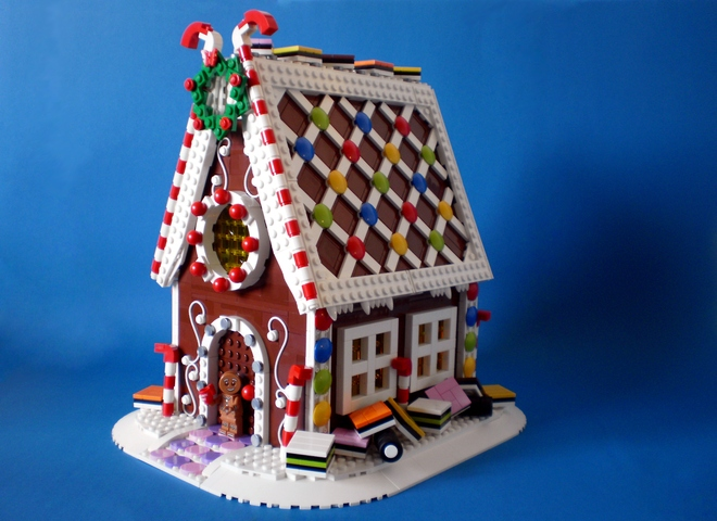 ideas The Gingerbread House