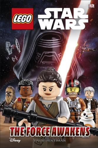 DK LEGO Star Wars The Force Awakens Level 2 Reader