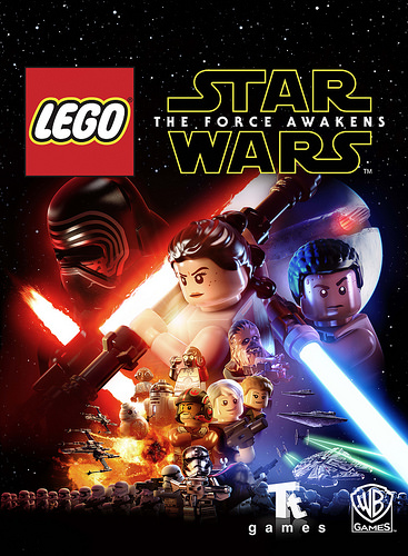 LEGO Star Wars game The Force Awakens