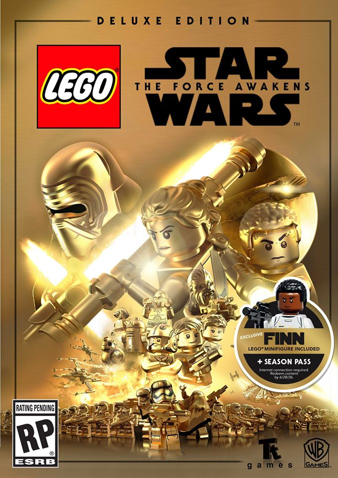 lego star wars game deluxe edition