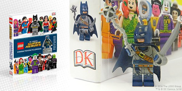 LEGO DC Comics Character Encyclopedia 1