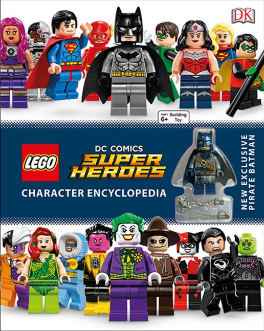 LEGO DC Comics Character Encyclopedia