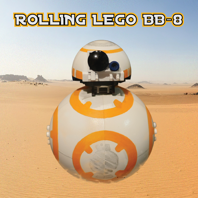 lego ideas bb8