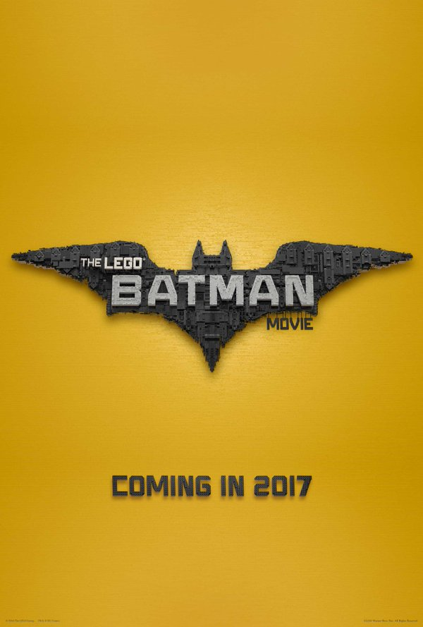 logo the lego batmna movie