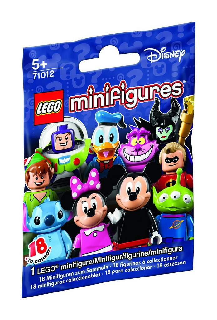LEGO Disney Collectible Minifigures (71014)