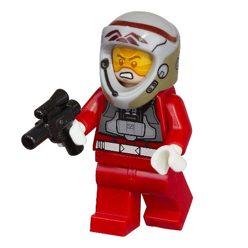 Star Wars Rebel A-wing Pilot (2)