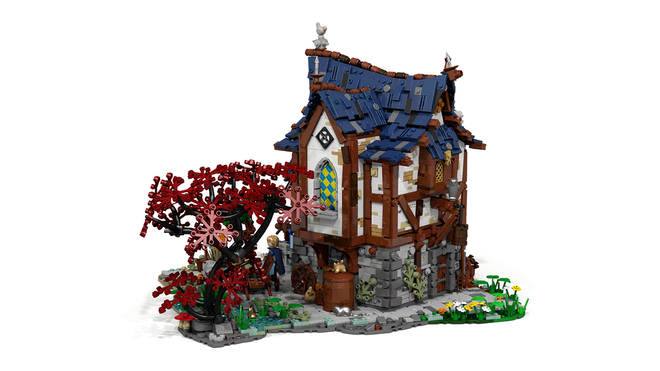 The Merchant's House2