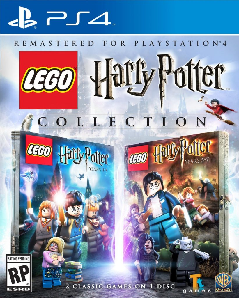 lego-harry-potter-video-game-collection