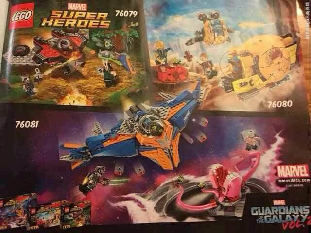 LEGO Marvel Super Heroes Guardians of the Galaxy Vol. 2