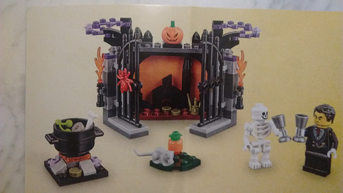 LEGO Seasonal Halloween