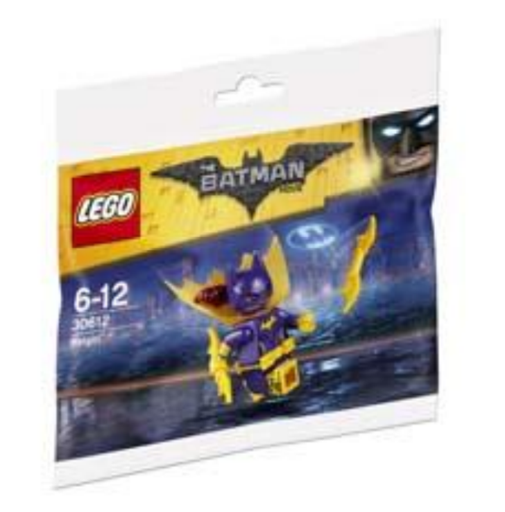 LEGO Batman Movie Batgirl (30612)