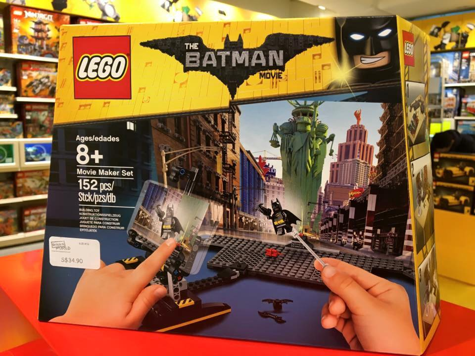 LEGO Batman Movie Movie Maker
