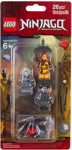 LEGO Ninjago Accessory Pack (853687)