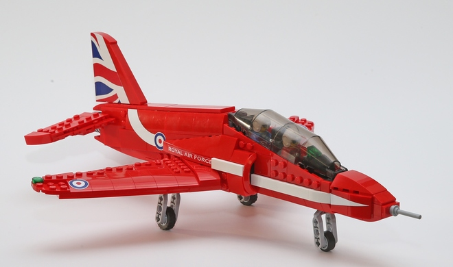 Red Arrows Hawk-1