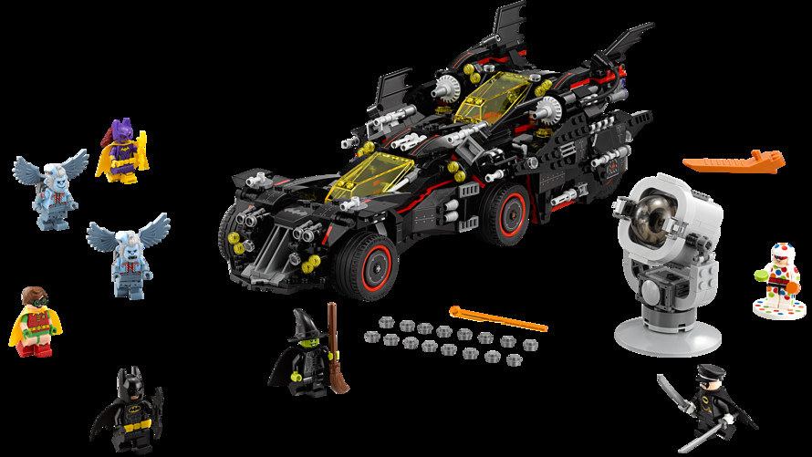 Ultimate Batmobile (70917)
