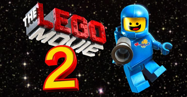 lego movie 2 benny in space