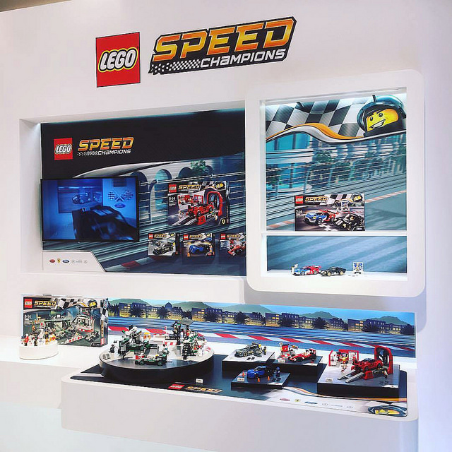 nuremberg toy fair Speed Champions