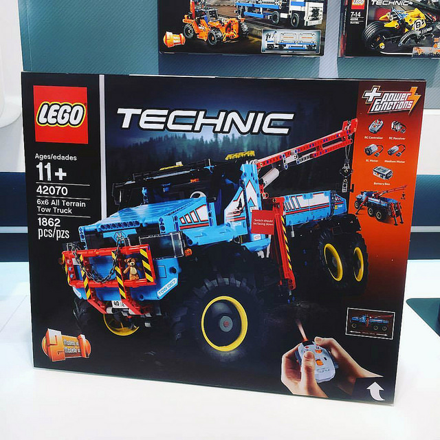 nuremberg toy fair technic (2)