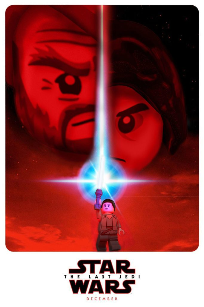 LEGO Star Wars The Last Jedi