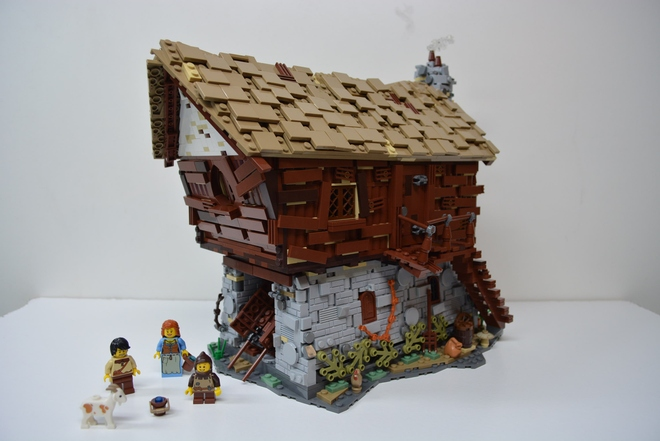 Medieval Watermill-1