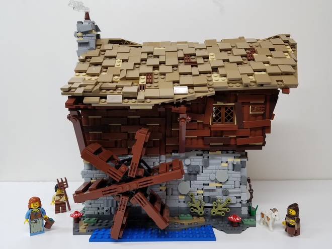 Medieval Watermill-3