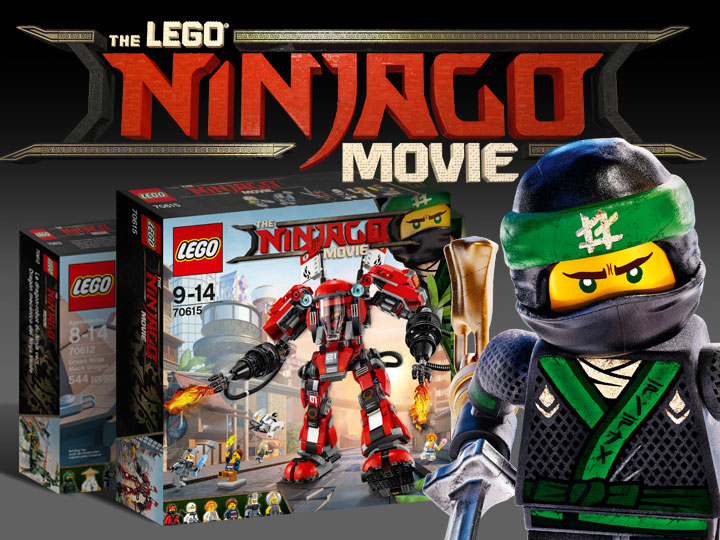 lego ninjago movie rebrickable