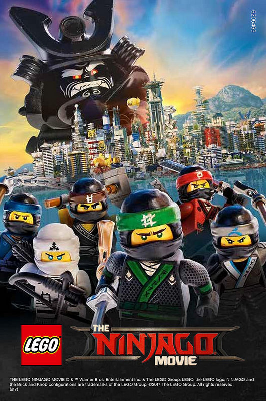 The LEGO Ninjago Movie Lloyd (30608)-2