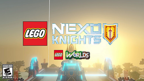 lego world nexo knights