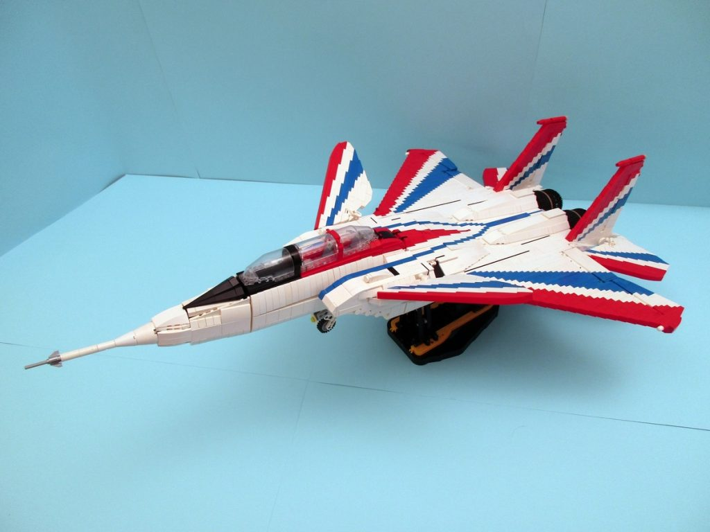 Ideas NF-15B Research Aircraft-1