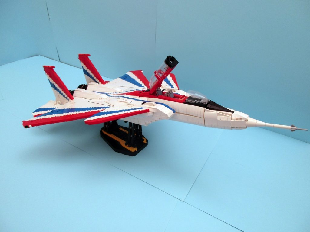 Ideas NF-15B Research Aircraft-2